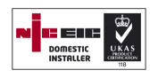 NICEIC Domestic Installer UKAS